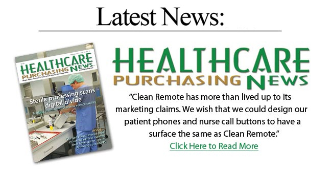 Click Here to Read More about what HPN has to say about the Clean Remote.